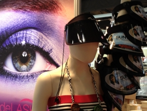 DR SERENE'S SUNVISOR AT BEAUTY CONGRESS 2013, www.dlux.gr