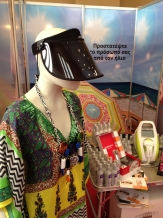DR SERENE'S SUNVISOR - THE ULTIMATE SUN PROTECTION www.dlux.gr EXCLUSIVE BEAUTY FAIR ATHENS APRIL 2013